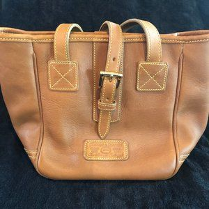 Dooney & Bourke Leather Bucket Bag